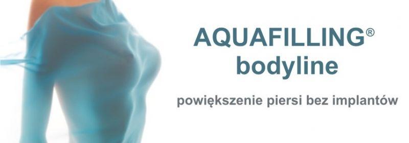 aquafilling modelowanie sylwetki