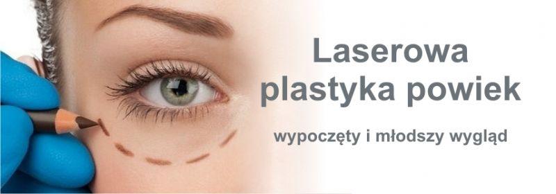 laserowa plastyka powiek